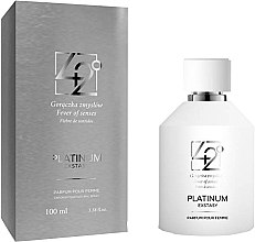 Kup 42° by Beauty More Platinum Extasy Pour Femme - Woda perfumowana