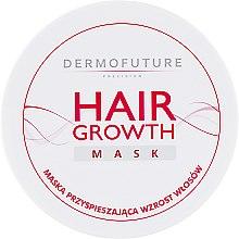 Maska przyspieszająca wzrost włosów - DermoFuture Hair Growth Mask — фото N1