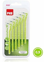 Kup Szczoteczki do czyszczenia przestrzeni międzyzębowych 0,9 mm - PHB Extra-Fine Interdental 90 Brush