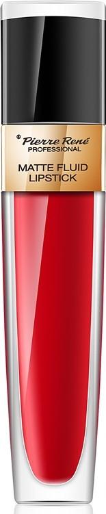Matowa szminka w płynie - Pierre René Matte Fluid Lipstick