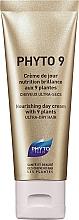 Kup PRZECENA! Odżywczy krem na dzień z ekstraktem z 9 roślin do włosów ultrasuchych - Phyto 9 Nourishing Day Cream With 9 Plants*