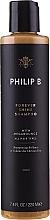 Kup Nawilżający szampon z drobinkami nadający włosom połysk - Philip B Oud Royal Forever Shine Shampoo