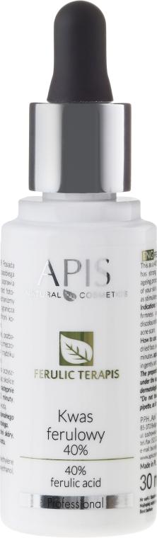 Kwas ferulowy 40% - APIS Professional Ferulic TerApis