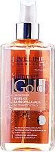Kup Luksusowa mgiełka samoopalająca do twarzy i ciała do jasnej karnacji 5 w 1 - Eveline Cosmetics Summer Gold