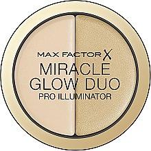 Kup Rozświetlacz i korektor 2 w 1 do twarzy - Max Factor Miracle Glow Duo Pro Illuminator