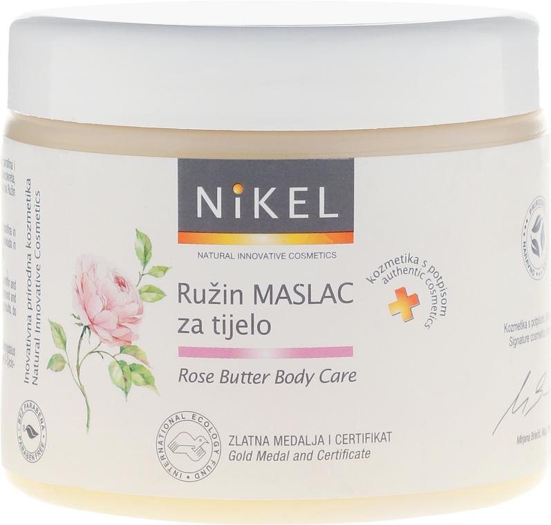 Różane masło do ciała - Nikel Rose Butter — фото N1