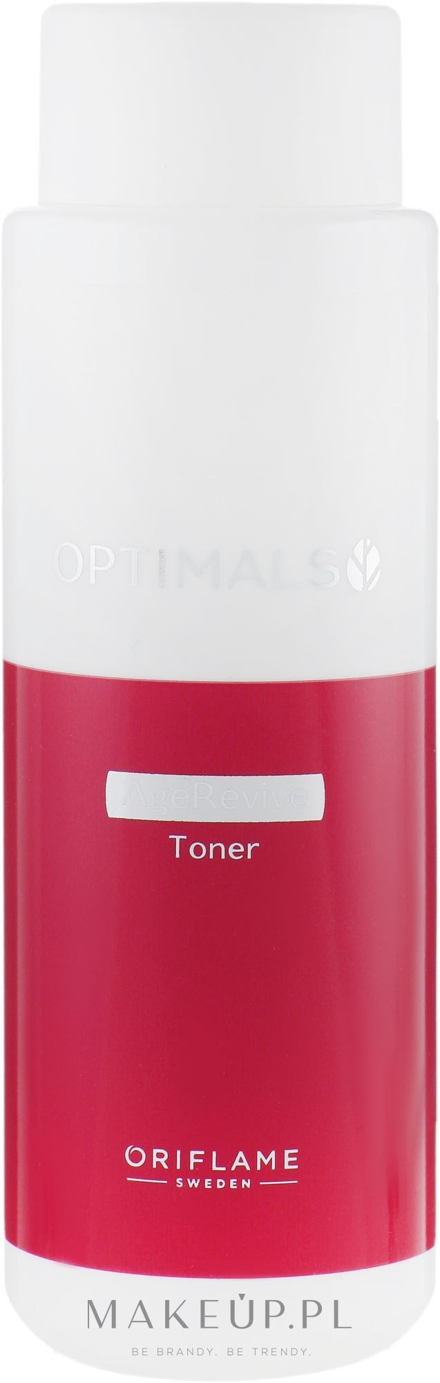 Przeciwzmarszczkowy tonik do twarzy - Oriflame Optimals Age Revive Toner — фото 150 ml