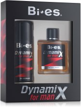 Kup Bi-es Dynamix Classic - Zestaw (ash/lot 100 ml + deo spray 150 ml)
