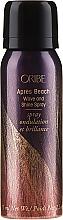 Kup Spray do tworzenia naturalnych loków - Oribe Brilliance & Shine Apres Beach Wave and Shine Spray