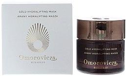 Kup Złota hydroliftingująca maska do twarzy - Omorovicza Gold Hydralifting Mask