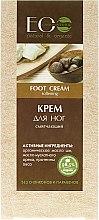 Kup Zmiękczający krem do stóp - ECO Laboratorie Foot Cream