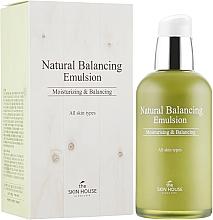 Kup Emulsja do twarzy przywracająca równowagę skóry - The Skin House Natural Balancing Emulsion