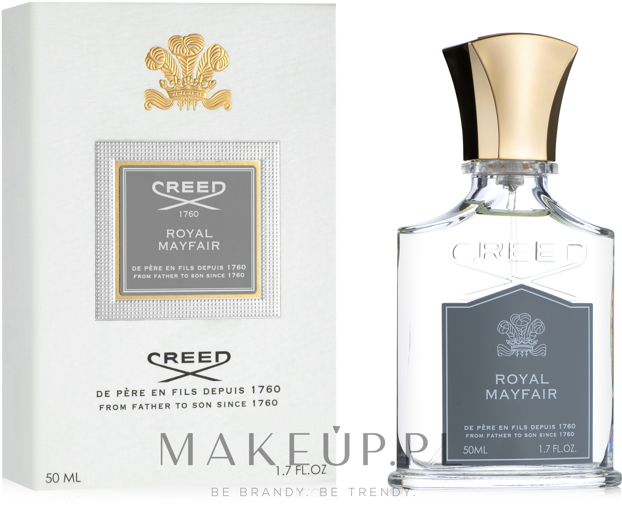 Creed Royal Mayfair - Woda perfumowana — фото 50 ml