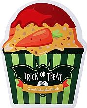Kup Maseczka w płachcie do twarzy - Dr Mola Trick or Treat Carrot Cake Sheet Mask