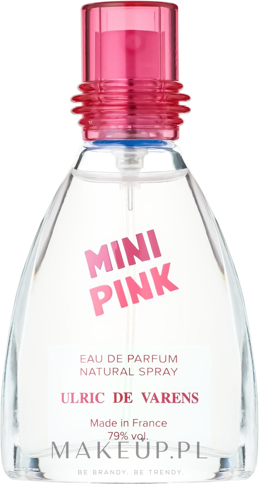 ulric de varens mini pink