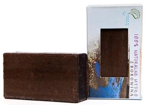 Naturalne mydło z borowiną - Powrót do Natury Natural Soap Mud  — фото N3