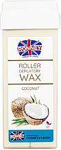 Kup Wosk do depilacji Kokos - Ronney Professional Wax Cartridge Coconut