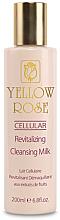 Kup Oczyszczające mleczko do twarzy - Yellow Rose Cellular Revitalizing Cleansing Milk
