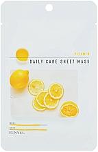 Kup Rewitalizująca maska do twarzy z witaminą B5 - Eunyu Daily Care Sheet Mask Vitamin