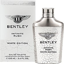 Kup Bentley Infinite Rush White Edition - Woda toaletowa