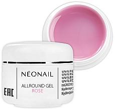 Kup Różowy żel do paznokci - NeoNail Professional Allround Gel Rose