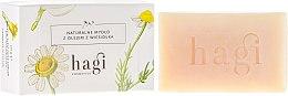 Kup Naturalne mydło z olejem z wiesiołka - Hagi Powietrze