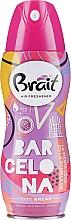 Kup Suchy odświeżacz powietrza - Brait City Break Barcelona