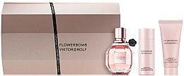 Kup Viktor & Rolf Flowerbomb - Zestaw (edp 50 ml + b/cr 40 ml + sh/gel 50 ml)
