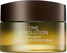 Kup Kojący krem do twarzy - Missha Time Revolution Artemisia Calming Moisture Cream