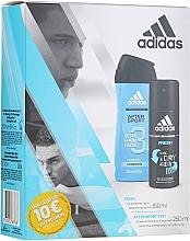 Kup Zestaw dla mężczyzn - Adidas After Sport (deo/150ml + sh/gel/250ml)