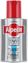 Kup Szampon do włosów siwych - Alpecin Power Grau Shampoo