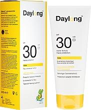 Kup Nawilżający balsam do twarzy dla dzieci - Daylong Baby SPF 30