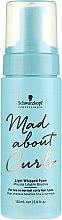 Kup Lekka pianka do stylizacji włosów kręconych - Schwarzkopf Professional Mad About Curls Light Whipped Foam