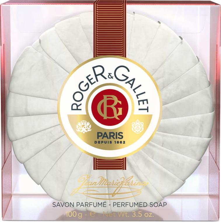Roger & Gallet Jean Marie Farina - Mydło perfumowane — фото N1