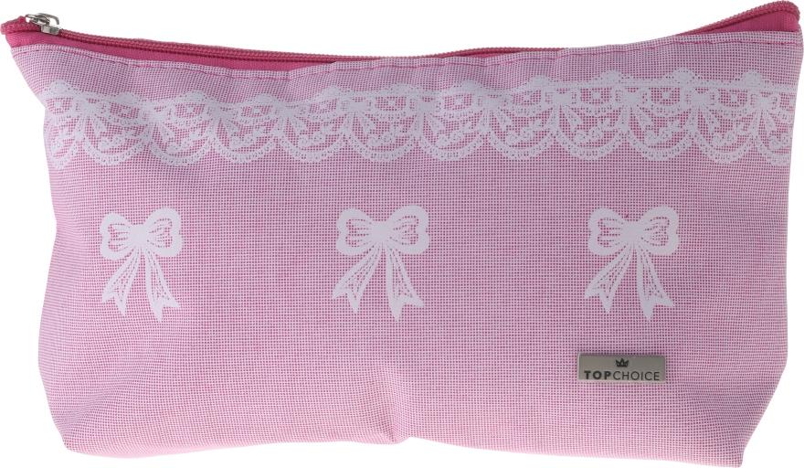 Kosmetyczka Cute, 96396, różowa - Top Choice — фото N1