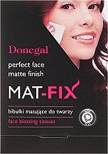 Kup Bibułki matujące do twarzy - Donegal Face Blotting Tissues Mat-Fix