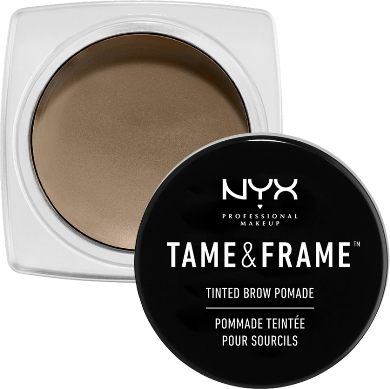 Pomada do brwi - NYX Professional Makeup Tame & Frame Brow Pomade