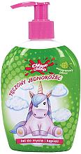 Kup Żel do mycia ciała dla dzieci Tęczowy jednorożec, winogronowy poncz - Chlapu Chlap