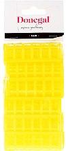 Kup Wałki do włosów 9218, 20 mm, żółte, 12 szt. - Donegal Hair Curlers