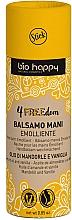 Kup Balsam do rąk Olejek migdałowy i wanilia - Bio Happy 4FREEdom Emolliant Hand Balm