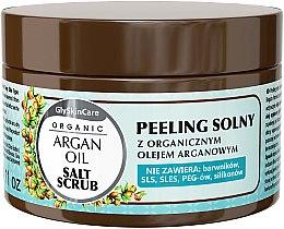 Kup Peeling solny z olejem arganowym - GlySkinCare Argan Oil Salt Scrub