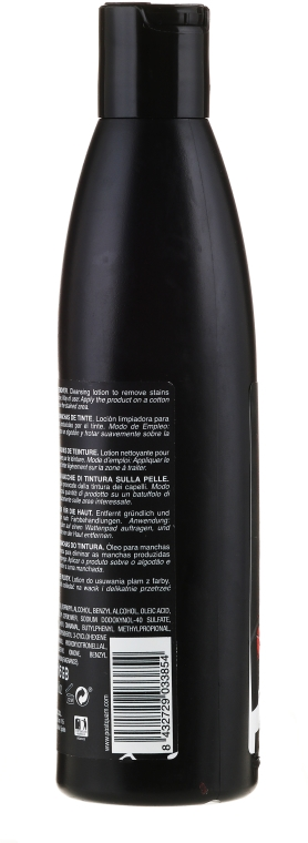 Lotion do zmywania farby ze skóry - PostQuam Artis Stain Remover — фото N2