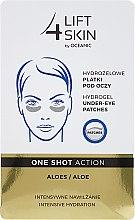Kup Hydrożelowe płatki pod oczy - AA Cosmetics Lift 4 Skin Hydrogel Under-Eye Patches Aloe
