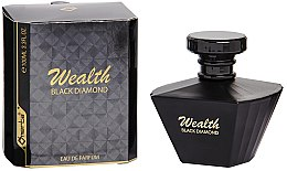 Kup Omerta Wealth Black Diamond - Woda perfumowana