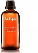 Kup Wygładzający olejek lawendowy do ciała - Jurlique Lavender Body Oil