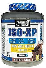 Kup Białka serwatki w proszku o smaku czekoladowym - Applied Nutrition ISO XP Chocolate Dessert