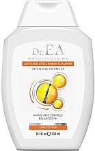Kup Szampon przeciw wypadaniu do włosów matowych i pozbawionych blasku - Dr.EA Anti-Hair Loss Herbal Sunless Hair Shampoo