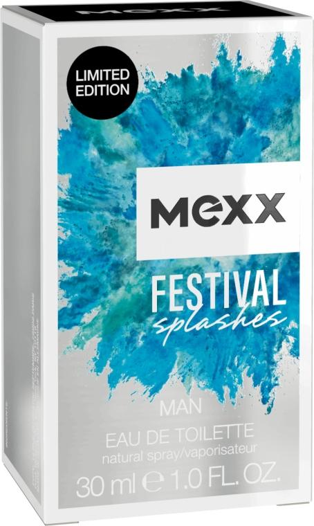 Mexx Festival Splashes Man - Woda toaletowa — фото N3