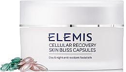 Kup PRZECENA! Przeciwutleniające kapsułki do twarzy na dzień i na noc - Elemis Cellular Recovery Skin Bliss Capsules *