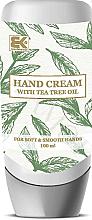 Kup Krem do rąk z olejkiem z drzewa herbacianego - Brazil Keratin Hand Cream With Tea Tree Oil